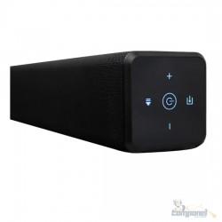 Soundbar 2.0 Tomate Mts 2021 Bluetooth Entrada Óptica 80w